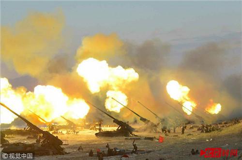 中将:半岛战争可能随时开始 中国要做防御动员