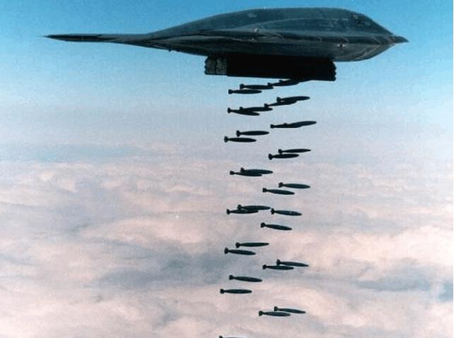 中、美、俄、法、<strong>四大国</strong>的<strong>轰炸机</strong><strong>对比</strong>(图)