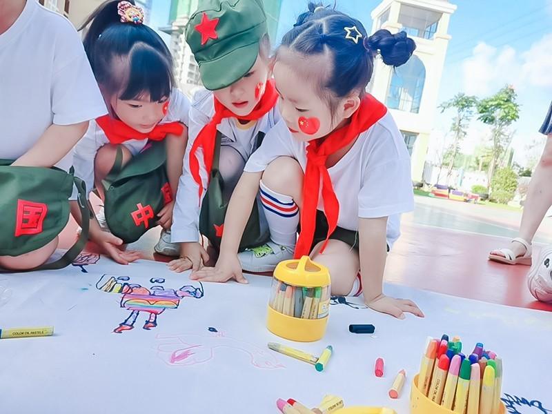 四川岳池:余家河幼儿园