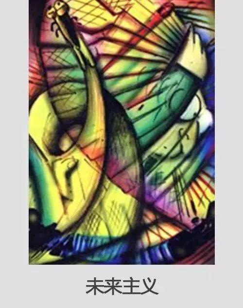艺术秘籍,一张图让你秒懂15种艺术流派 - 酷卖潮物~吧 - 酷卖潮物~吧