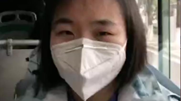 一名小学生给支援武汉的护士小姐姐写了信,让他没想到的是……