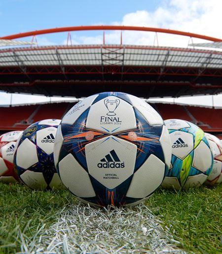 皇马和大巴黎欧冠比赛用球发布,决赛也将用这