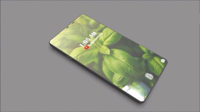 诺基亚X9概念机:骁龙855+8G+100%屏占比重
