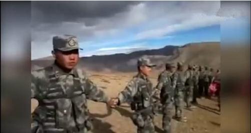 曝中印高级军官谈崩印军已大量增兵至中国境内(图)