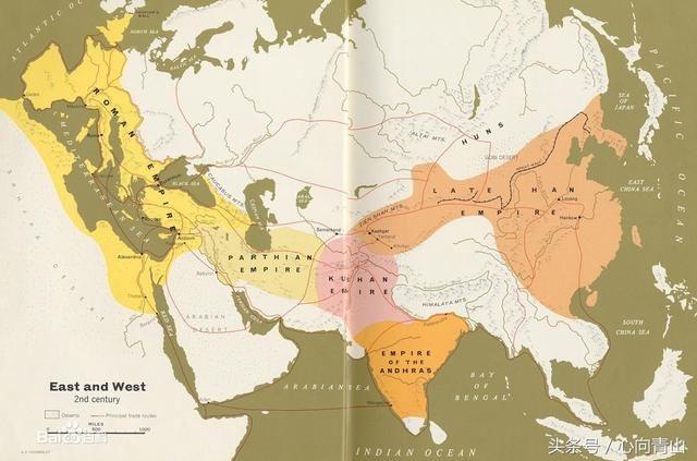 一个容易被忽略的史实:波斯帝国的版图面积是
