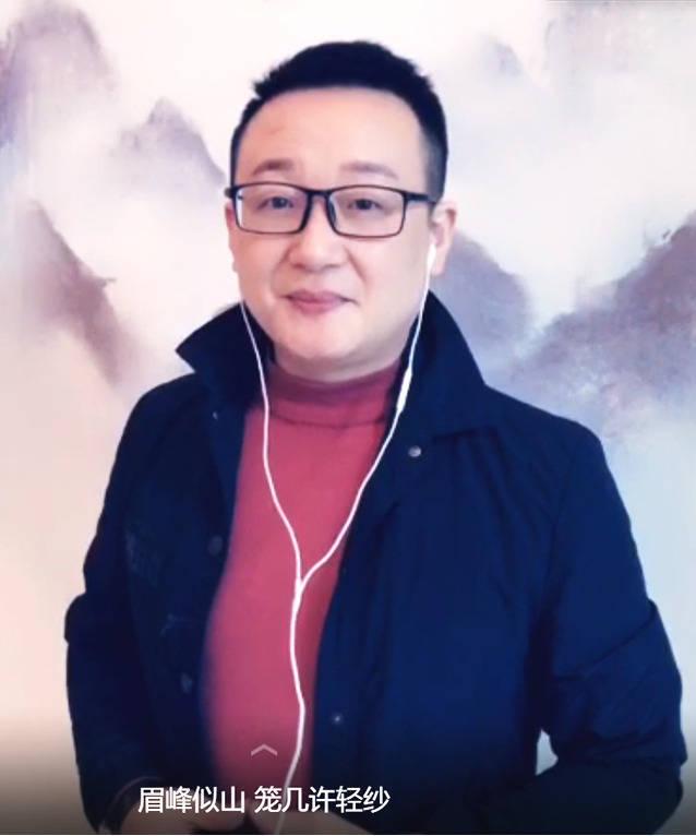"""秋悟主播:浑然天成""""唱""""出中国好声音 网友""""受不住"""