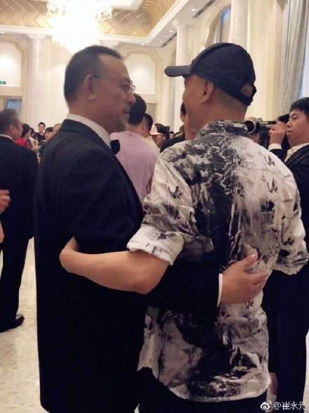 """崔永元""""神""""点评邪不压正:一个人为报15年大仇让利益集团覆灭_"""