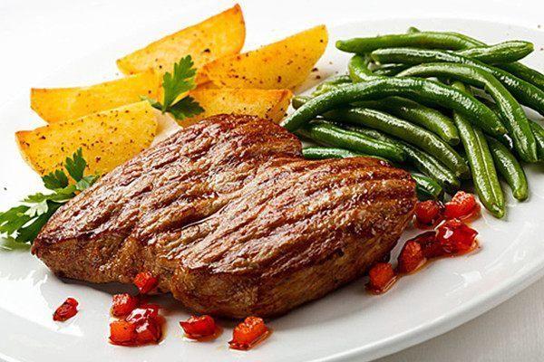 外国人吃牛肉、中国人吃猪肉、这就是肌肉发达