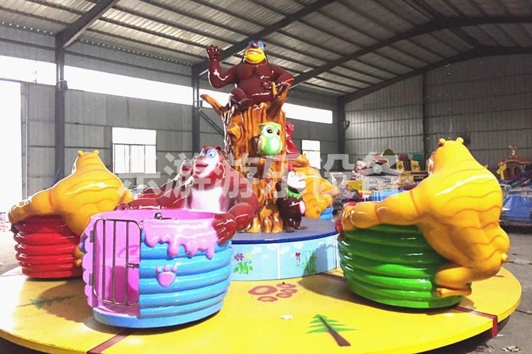优质厂家生产的儿童新型游乐设备特性有哪些?