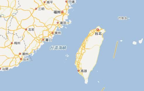 成功施琅:台湾是中国领土不可分割的一部分!