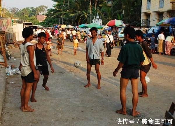 中国领国缅甸落后到一定程度,靠旅游捞金,却不