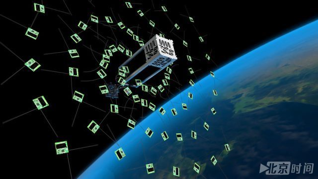 世界最小太空飞行器发射成功:仅4克重 阳光作动力 - 晓朝 - 晓朝的博客