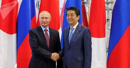 日驻俄大使:俄日已就安倍访俄以及普京访日达共识