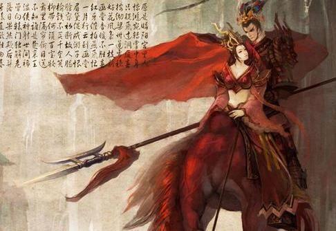 盘点中国古代十大猛将:史上十大猛将排行榜