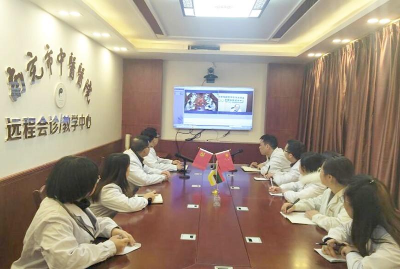 国家科研协作项目示范与推广工作在南
