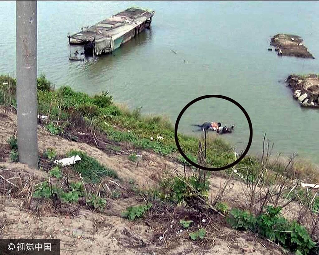 南京秦淮河边惊现一对男女遗体 - 周公乐 - xinhua8848 的博客