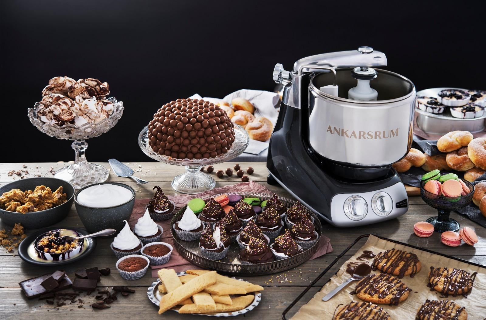 Ankarsrum奥斯汀厨师机,用家庭自制美食创造生活的意义