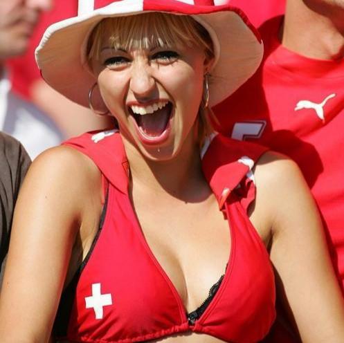世界杯美女如云