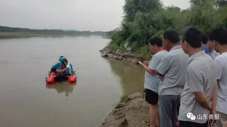 亚虎娱乐:心碎!济南仨孩子眼睁睁看爸爸坠入黄河!