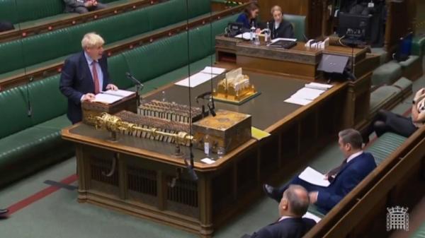 英国首相首次承诺未来将对新冠疫情应对情况进行独立调查
