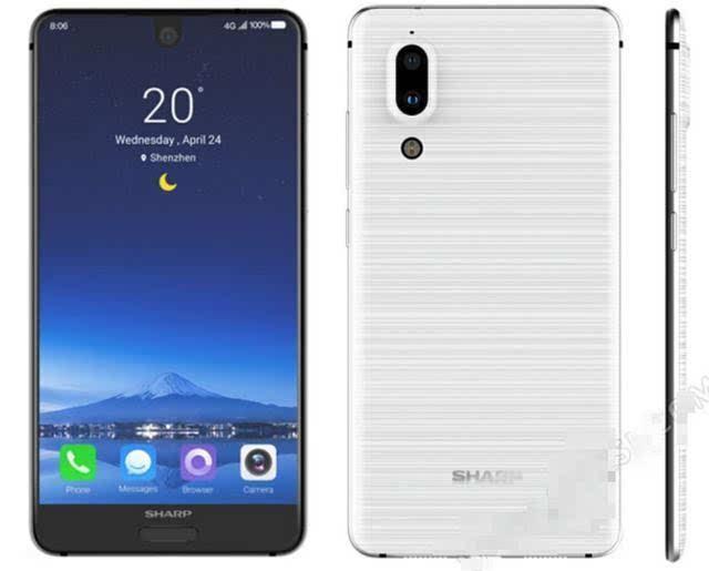 一款手机撑起一个品牌,最美异型全面屏,双十二只需1499
