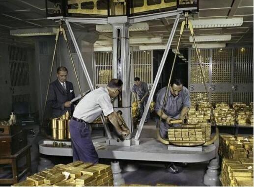 里拉危险!土耳其从美运回黄金救急,中国600吨
