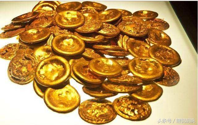 比张献忠沉银还要值钱的宝藏,王莽70万斤黄金