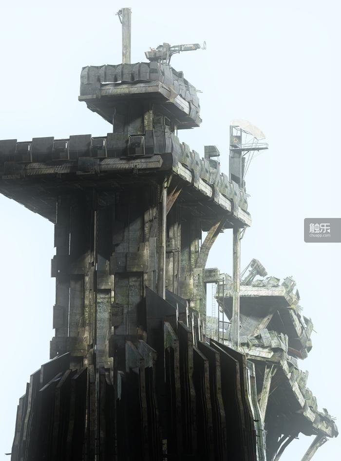 游戏建筑师:在《盖瑞模组》里玩了十年布景艺