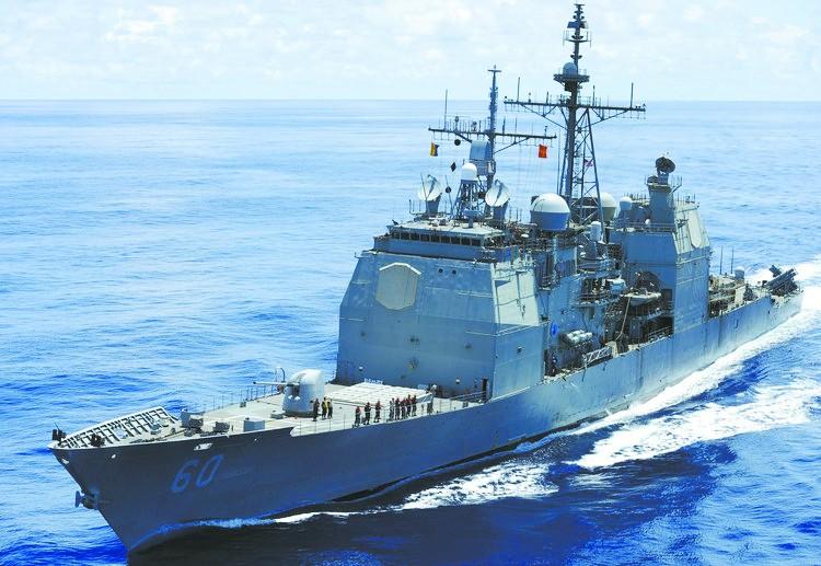 美军最强水面舰艇逐步退役 将致美海军战力大损(图)