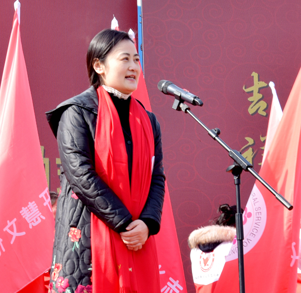 长沙县文化志愿者服务活动暨文化集市、送戏下