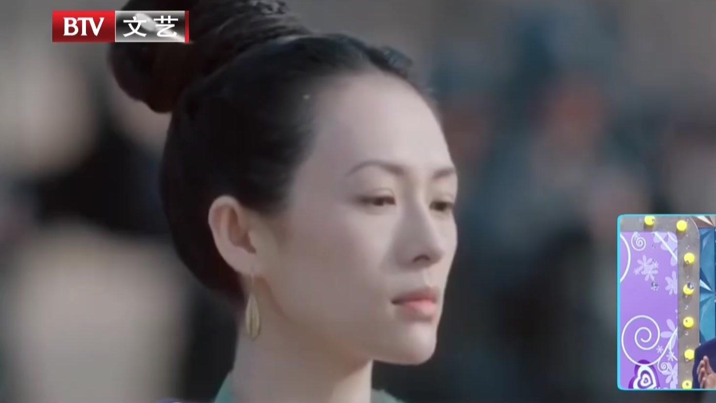 """章子怡:别盯着我的""""少女感""""不放"""