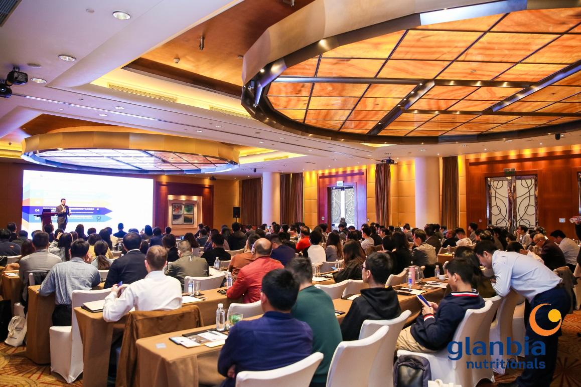 哥兰比亚2019蛋白及健康零食研讨会在沪顺利举办