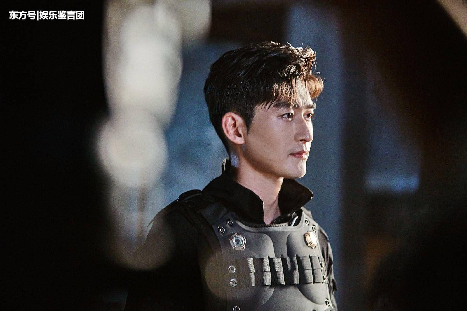 张翰加盟综艺《勇敢的世界》 热血首秀man力