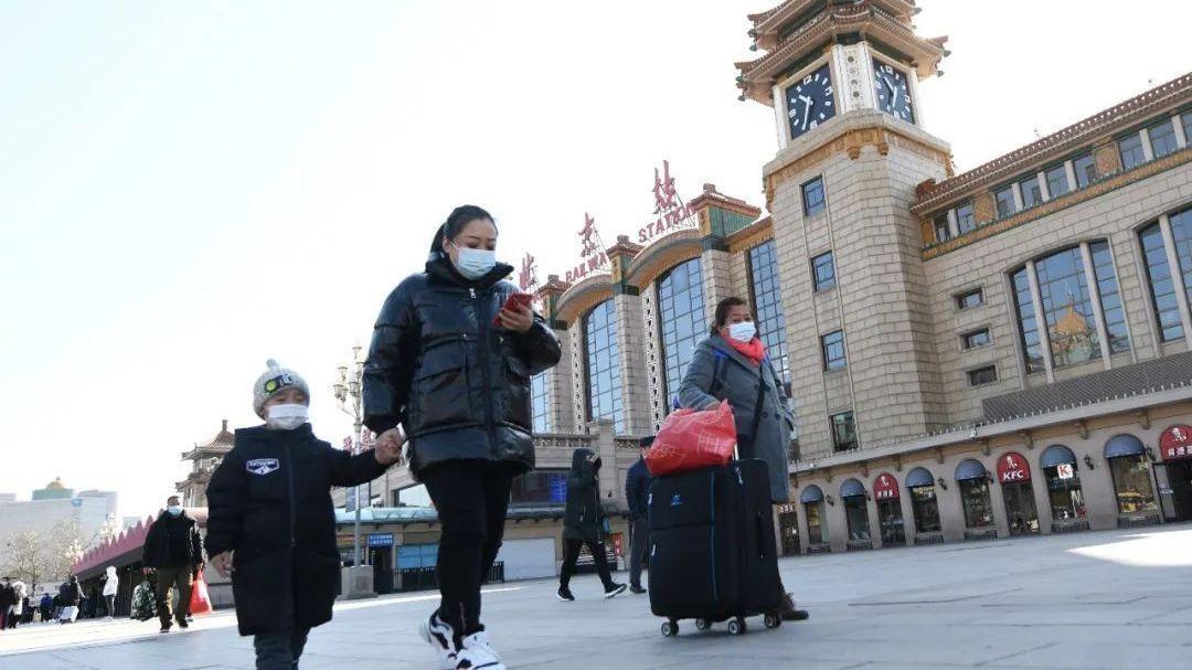 多地急寻确诊病例同乘人员密接者,涉3趟列车!其一从北京始发