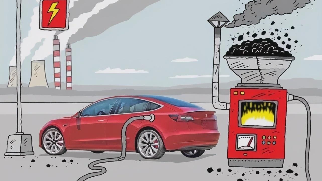 电动车到底比燃油车环保吗?  汽车新纪元
