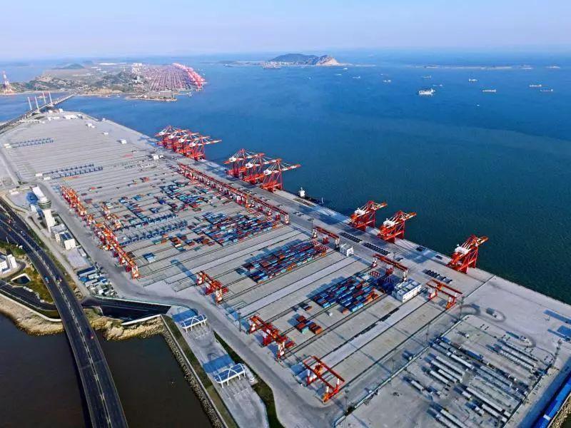 中国这个港口被世界围观 运行过程实现无人化