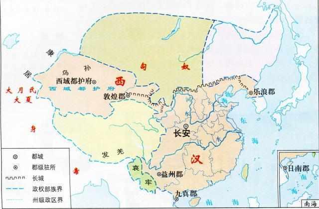 外国网友:中国古代历史上侵略过多少国家?中国