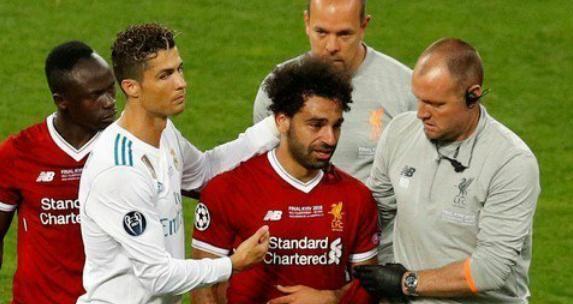 拉莫斯的不小心毁掉萨拉赫欧冠、世界杯,更是毕其一