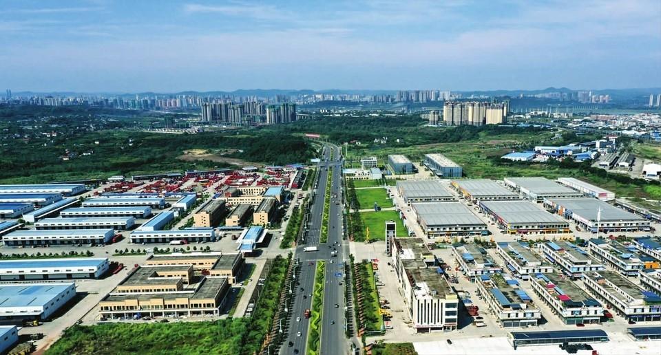 电商快递产业示范园建成11万平方米仓储设施