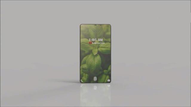 巅峰级别诺基亚X9概念机:骁龙855+8G+100