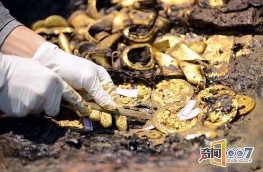 【转】北京时间       考古学家发掘巨大棺椁,撬开后现场所有人愣住了! - 妙康居士 - 妙康居士~晴樵雪读的博客