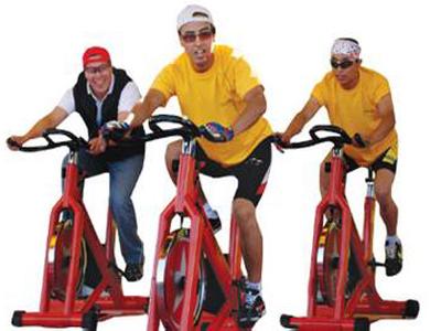 骑动感单车能瘦全身吗