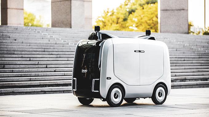 阿里巴巴云栖大会发布首台云计算机和配送机器人