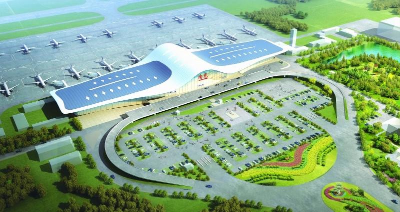 南充高坪机场三期改扩建项目今年9月开建