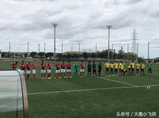 Okinawa Hengda J2 team continued unbeaten warm-up draw in the golden boot state even scored bursting