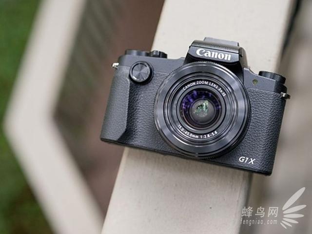 Dprevew发布佳能 G1X Mark III相机测评