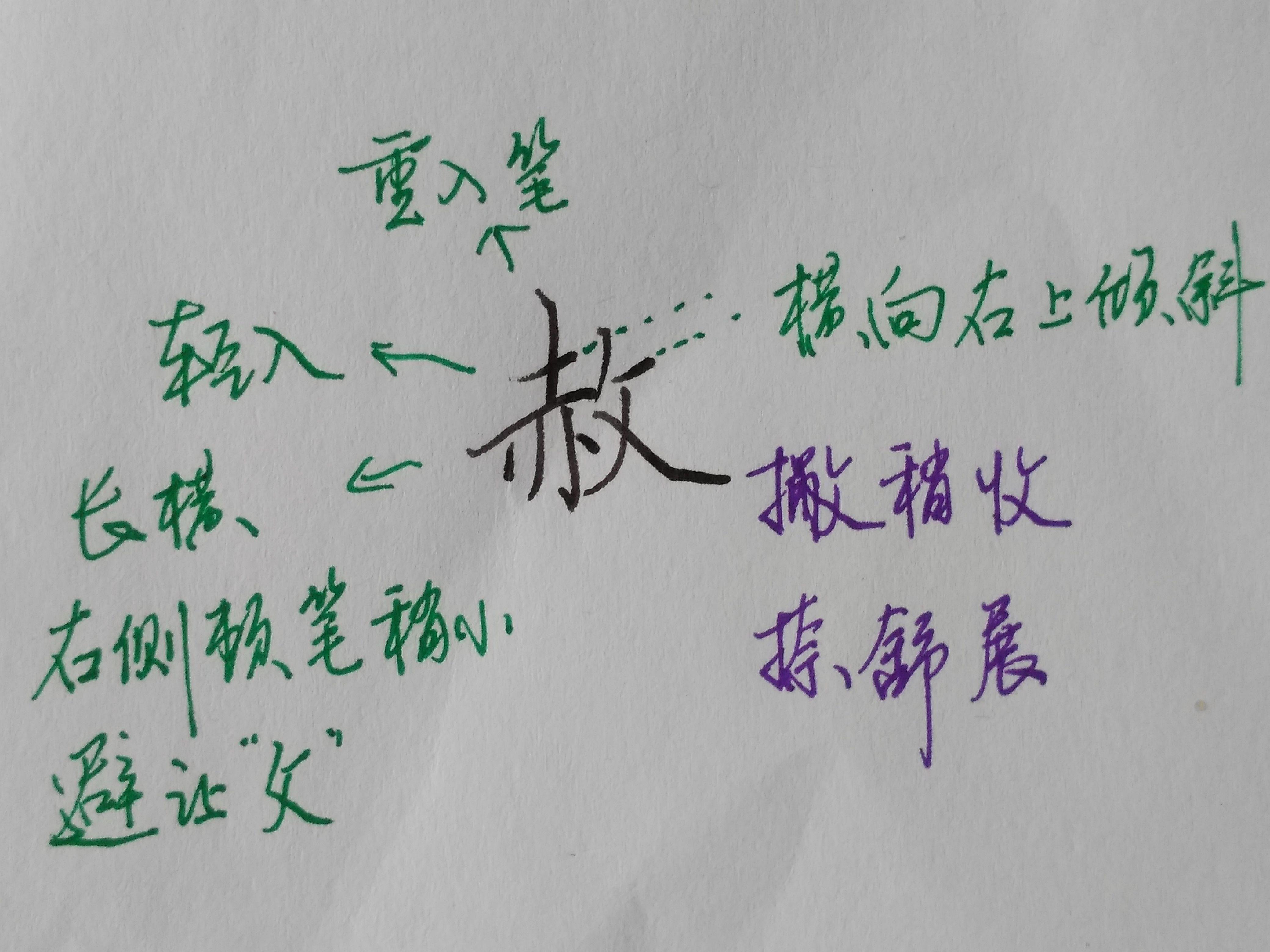 钢笔字写不好看?不妨试试碎片化时间练字,每天
