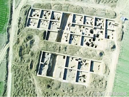 华夏文明的起源新石器时代文化遗址