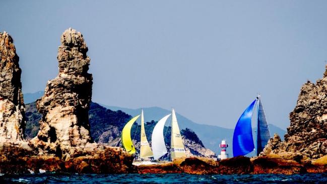 """中国杯帆船赛即将收官 海洋环保系列活动打造""""零废弃""""赛事"""