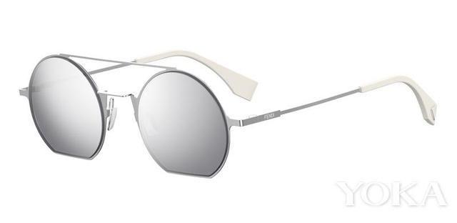 FENDI太阳眼镜诠释千禧一代新力量